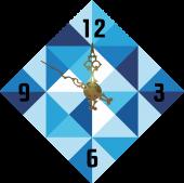 Diamant [sticker ceas]