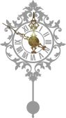 Antique - Umbra trecutului [sticker ceas]