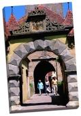 Arcadă de castel