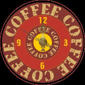 Cafea 2 [sticker ceas]
