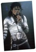 Concentrare. Michael Jackson.