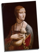 Doamna cu hermină