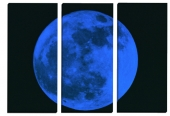 Luna albastră 2