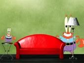 Set stickere Mr. Krabs - SpongeBob