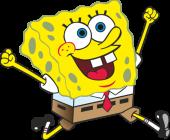 Spongebob care aleargă