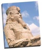 Statuie faraon egiptean