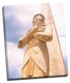 Statuie faraon egiptean 3