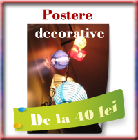 Postere decorative